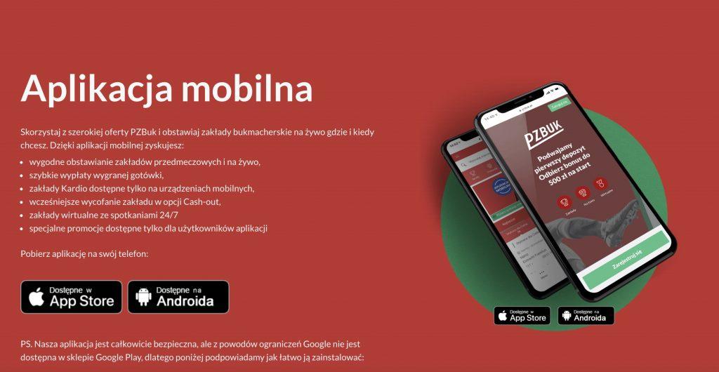 PZBUK aplikacja mobilna apk